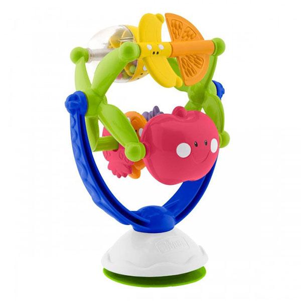 """Развивающие игрушки для малышей CHICCO TOYS CHICCO TOYS 5833AR Игрушка развивающая музыкальная """"Фрукты"""" по цене 979"""