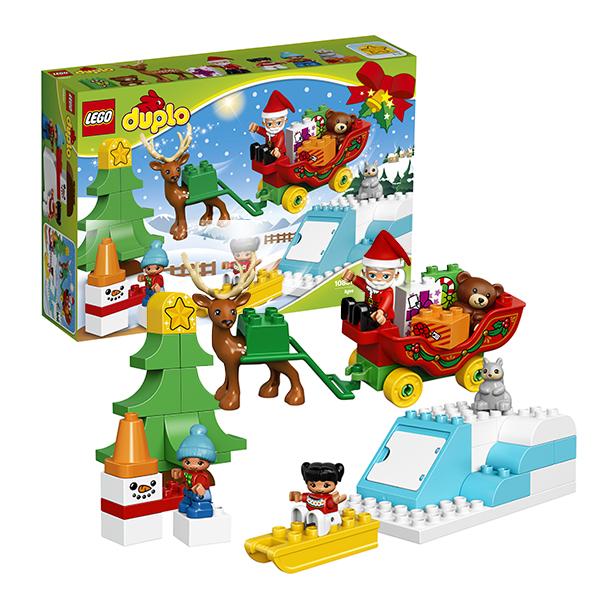 Lego Duplo 10837 Конструктор Лего Дупло Новый год, арт:149796 - Дупло, Конструкторы LEGO