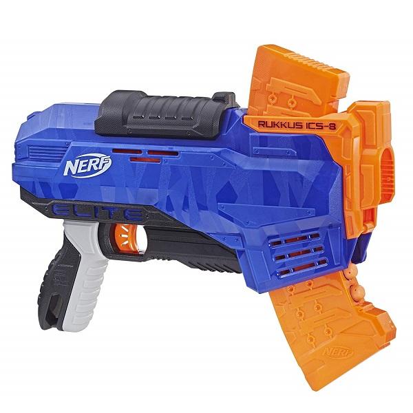 Купить Hasbro Nerf E2654 Нерф Бластер со стрелами Элит Руккус, Игрушечное оружие и бластеры Hasbro Nerf