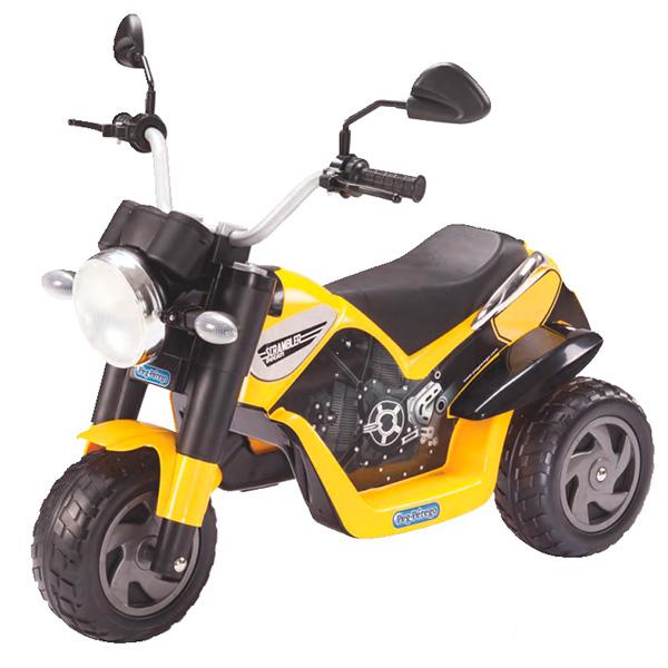 Детский электромобиль Peg-Perego ED0920 Scrambler, арт:138761 - Мотоциклы, Электромобили