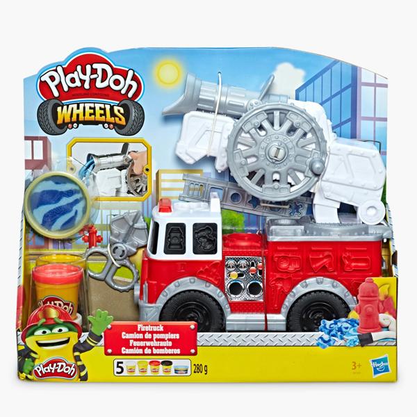 Игровые наборы Hasbro Play-Doh Hasbro Play-Doh E6103 Пожарная Машина по цене 2 209