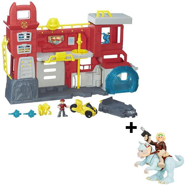 Игровой набор Hasbro Playskool Heroes - Мини наборы, артикул:151478