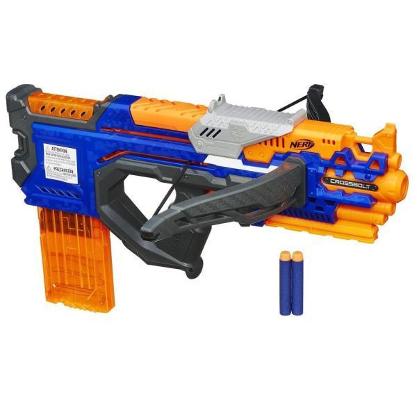 Купить Hasbro Nerf A9317 Нерф Бластер Элит КроссБолт, Бластер Hasbro Nerf