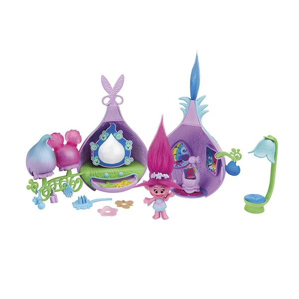 Игровой набор Hasbro Trolls B6559 Тролли Набор Салон красоты Троллей
