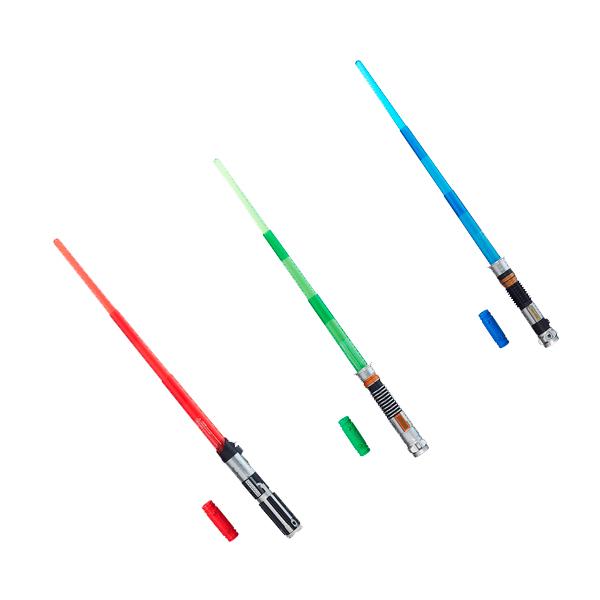 Купить Hasbro Star Wars B2919 Звездные Войны Электронный лазерный меч (в ассортименте), Игровые наборы Hasbro Star Wars
