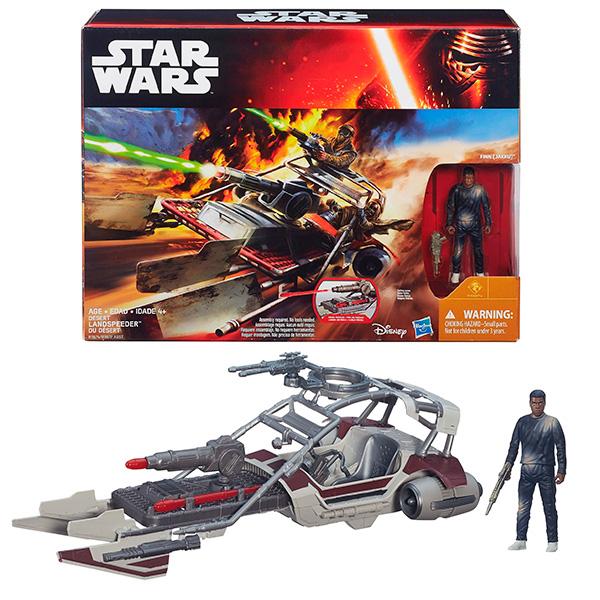 Игровой набор Hasbro Star Wars - Звездные Войны, артикул:124567