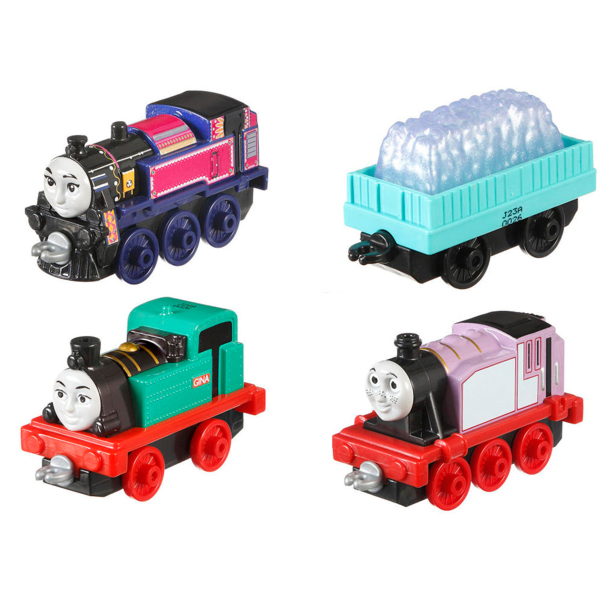 Игровой набор Mattel Thomas & Friends - Железные дороги и паровозики, артикул:147064