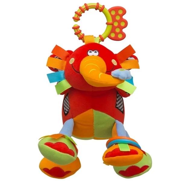 """Развивающие игрушки для малышей ROXY-KIDS RBT20004 Игрушка развивающая Слоненок """"Элли"""" фото"""