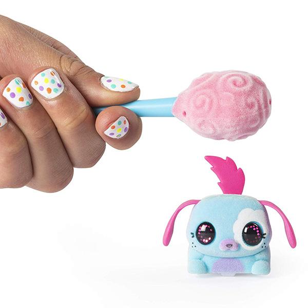 Купить Zoomer 6045399 Зумер Лоллипетс электронная игрушка (управляй зверьком с помощью сладости), Игровые наборы и фигурки для детей Zoomer