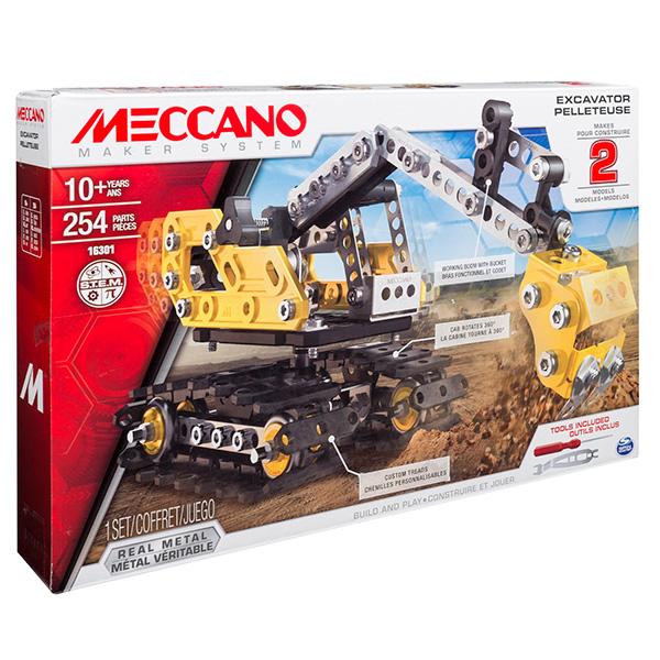 Конструктор Meccano - MECCANO, артикул:138289