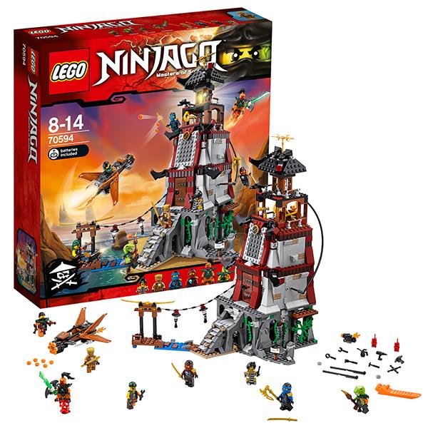 Конструктор LEGO - Ниндзяго, артикул:139791