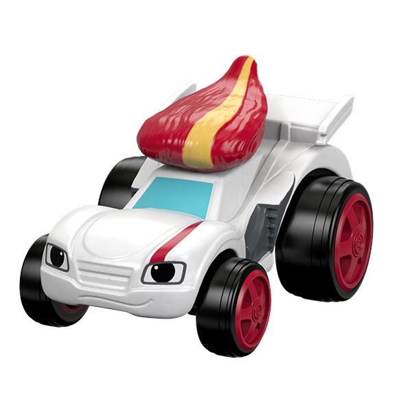 Машинка Mattel Blaze - Машинки из мультфильмов, артикул:148255