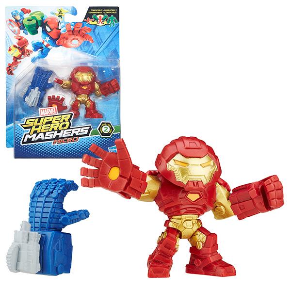 Купить Hasbro Avengers B6431 Марвел разборные микро-фигурки, Минифигурка Hasbro Avengers