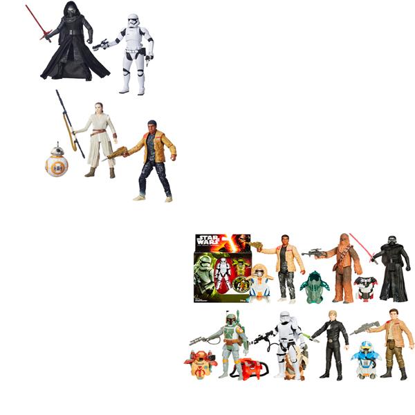 Hasbro Star Wars B3834N Звездные Войны Коллекционная фигурка 15 см Звездных Войн + фигрука 9,5 см - Звездные Войны, артикул:151465