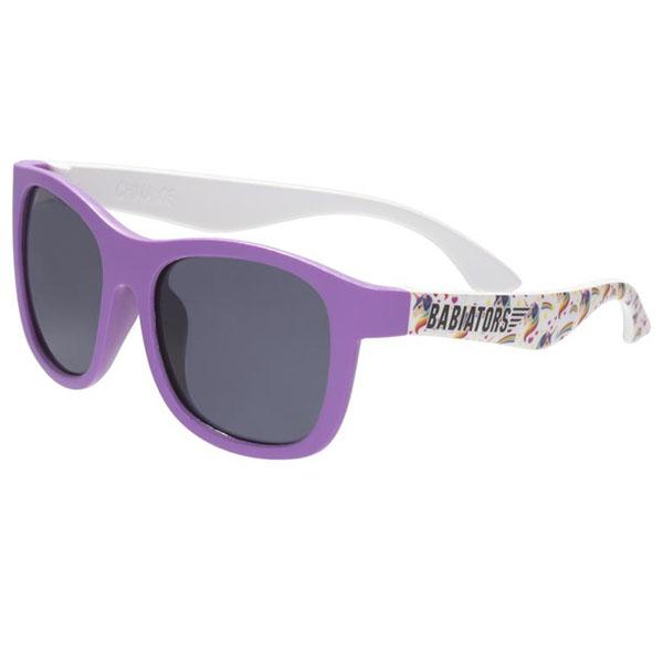 Купить Babiators LTD-048 Солнцезащитные очки Printed Navigator. Сны с единорогом Дымчатые.Classic (3-5), Солнцезащитные очки Babiators