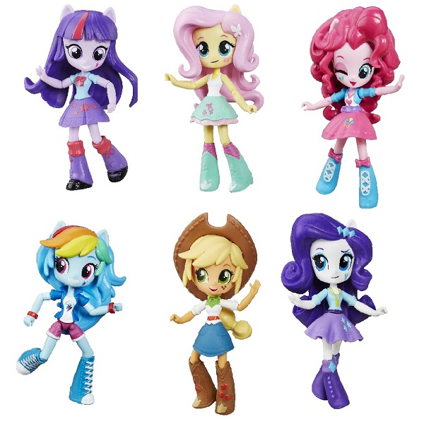 Кукла Hasbro Equestria Girls - Куклы My Little Pony Equestria Girls, артикул:146800