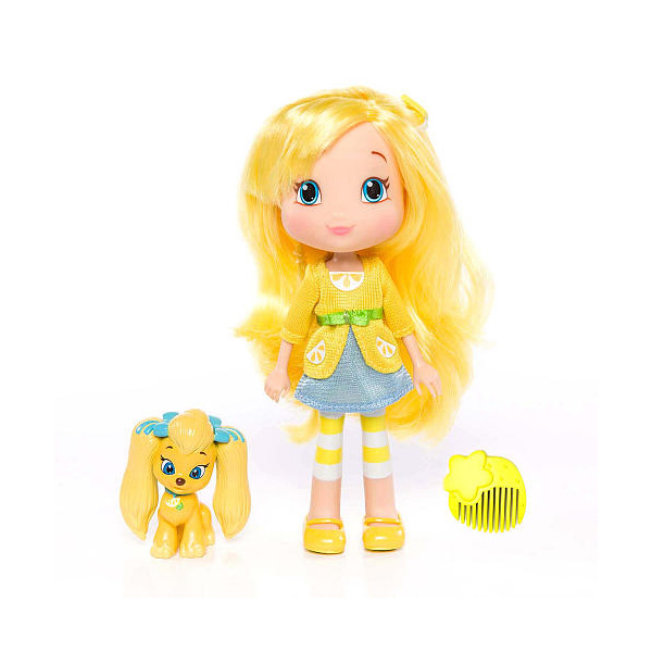 Кукла с питомцем Strawberry Shortcake - Шарлотта Земляничка , артикул:120306
