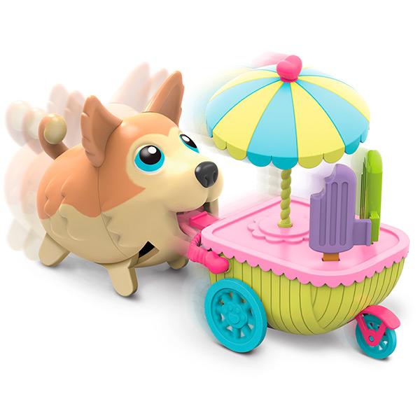 Купить Chubby Puppies 56713 Упитанные собачки Транспорт (в ассортименте), Игровой набор Chubby Puppies