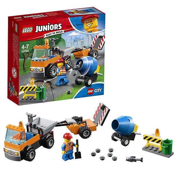 Конструкторы LEGO - Джуниорс, артикул:152422