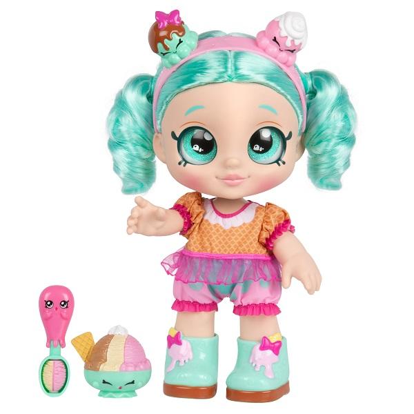 Купить Kindi Kids 38392 Кинди Кидс Игровой набор Кукла Пеппа Минт 25 см. с аксессуарами
