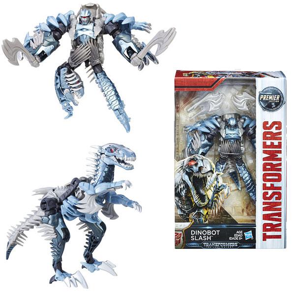 Купить Hasbro Transformers C0887/C1323 Трансформеры 5: Делюкс Динобот Слеш, Фигурка трансформер Hasbro Transformers