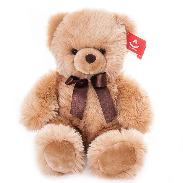 Купить Aurora 1155 Аврора Медведь, 43 см, Мягкая игрушка Aurora
