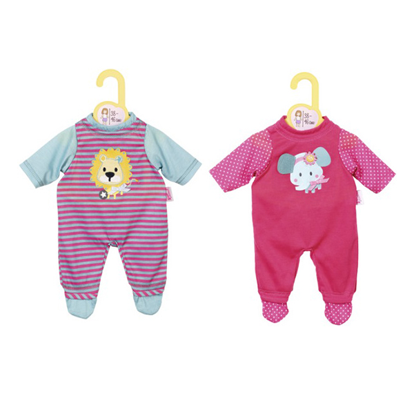 Купить Zapf Creation Baby born 870-211 Бэби Борн Комбинезончики (в ассортименте), Одежда для куклы Zapf Creation