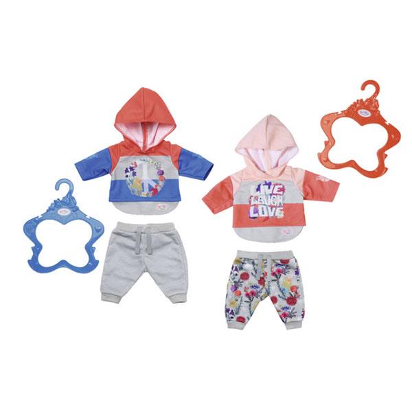 Купить Zapf Creation Baby born 826-980 Бэби Борн Цветочные костюмчики (в ассортименте), Одежда для куклы Zapf Creation