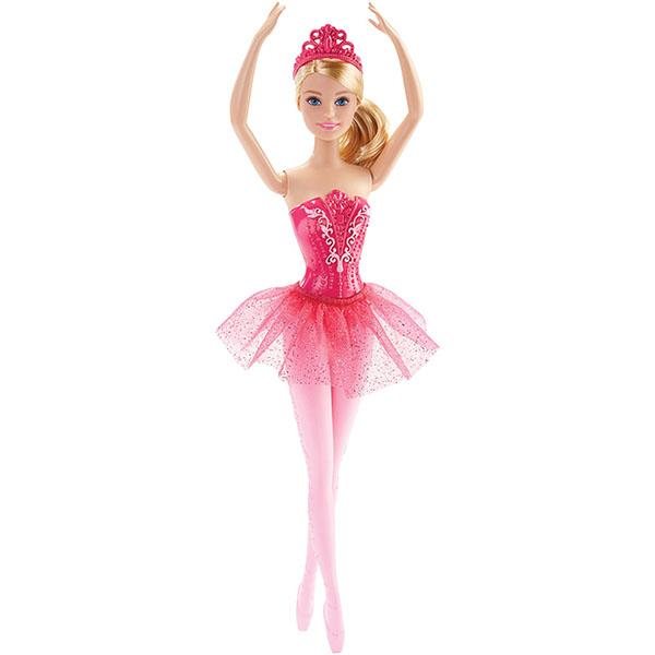 Купить Mattel Barbie DHM42 Барби Балерина в розовом, Кукла Mattel Barbie