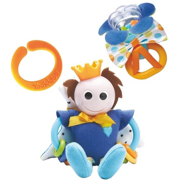 """Развивающие игрушки для малышей Yookidoo 40117Y Набор игровой """"Принц"""" фото"""