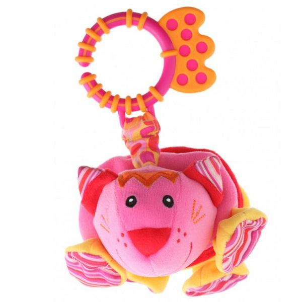 Купить ROXY-KIDS RBT10075 Игрушка развивающая Кот Ру-ру с забавным смехом, Развивающие игрушки для малышей ROXY-KIDS
