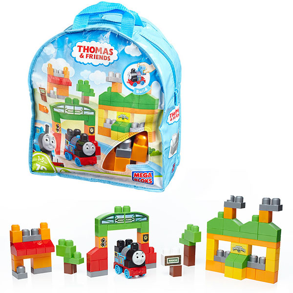 Конструктор Mattel Mega Bloks - Конструктор для малышей, артикул:149241