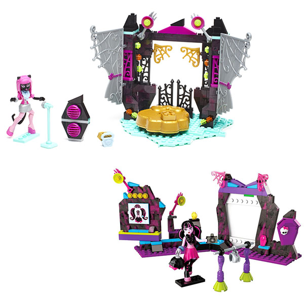Конструктор Mattel Monster High - Mega Bloks, артикул:149229
