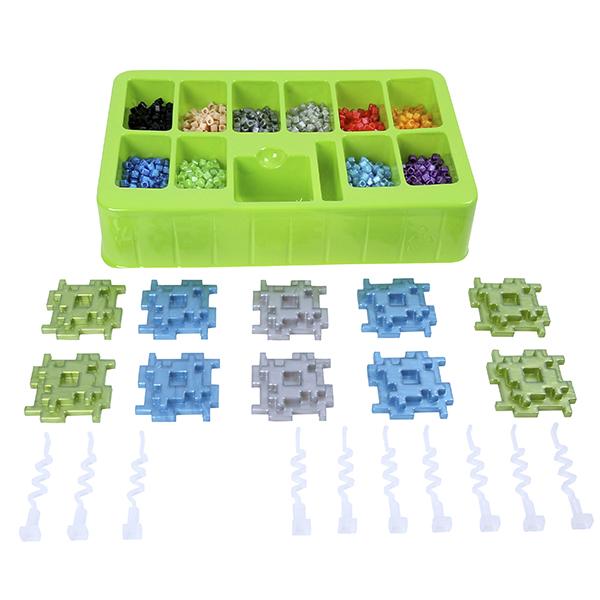 Купить Qixels 87074 Квикселс Дополнительный набор кубиков, Набор для творчества Qixels