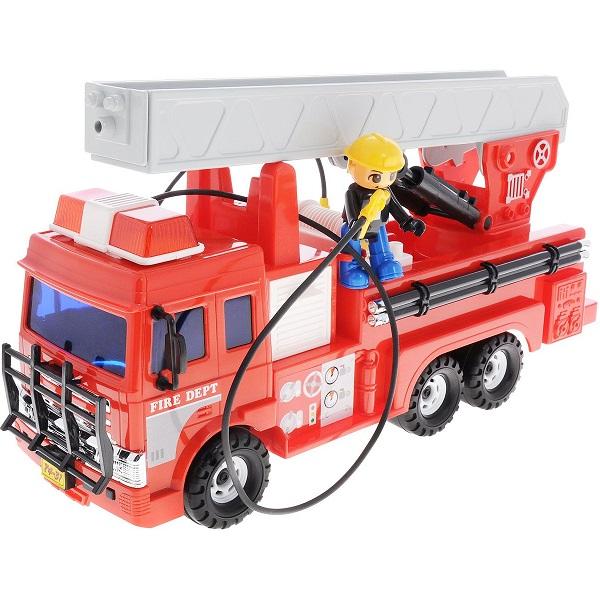 Купить Daesung 926 Дайсунг Машина пожарная, Машинка Daesung