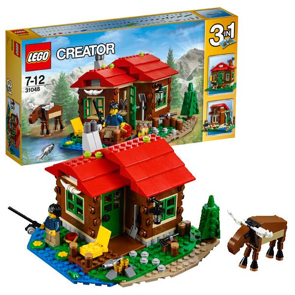 Конструктор LEGO - Криэйтор, артикул:126580