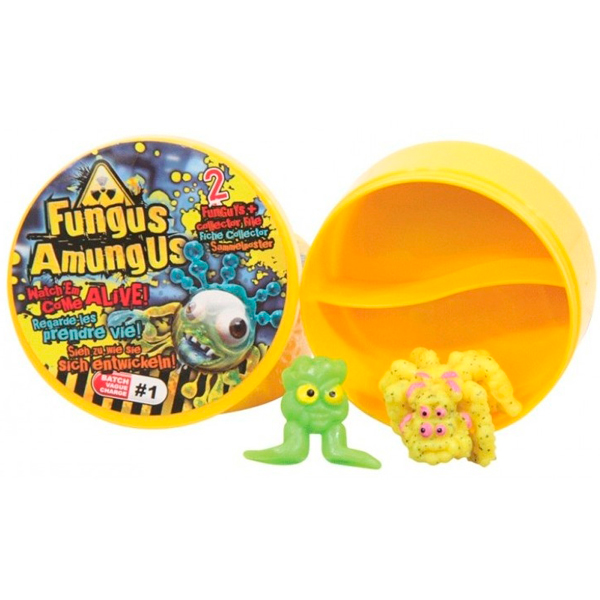 Fungus Amungus 22500.2300 Фунгус Амунгус Чашка Петри, Минифигурка Fungus Amungus  - купить со скидкой
