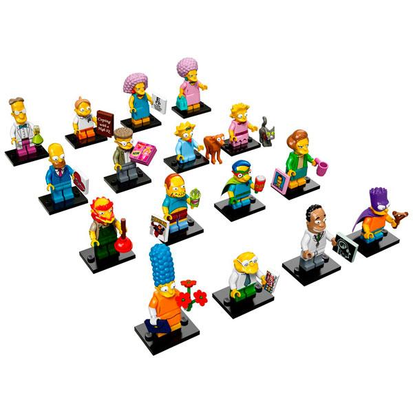 Минифигурка LEGO - Минифигурки , артикул:100943