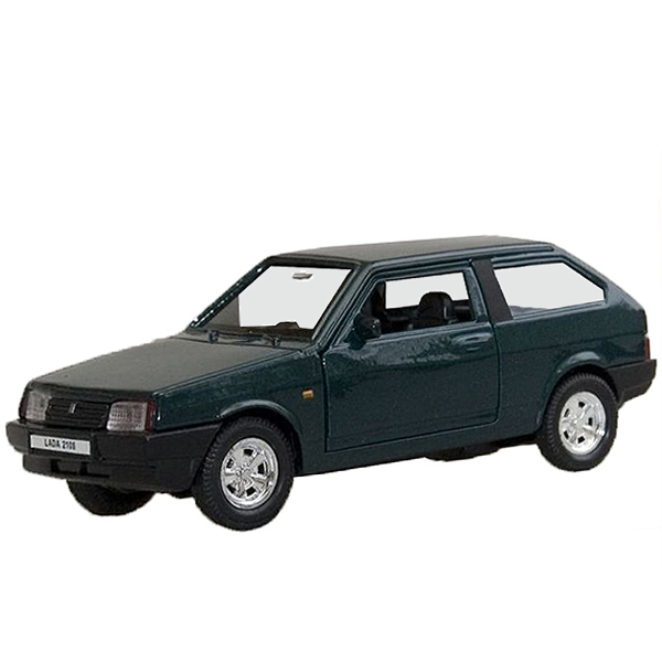 Welly 42377 Велли Модель машины 1:34-39 LADA 2108 - Транспорт