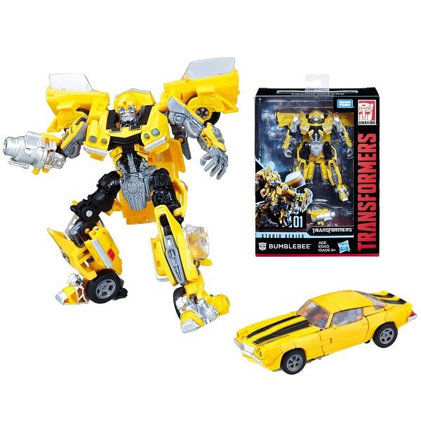 Hasbro Transformers E0701/E0739 Трансформеры Бамблби 20 см, арт:154931 - Трансформеры, Игровые наборы