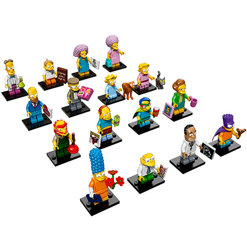 Лего minifigures series 7 - 05e0e