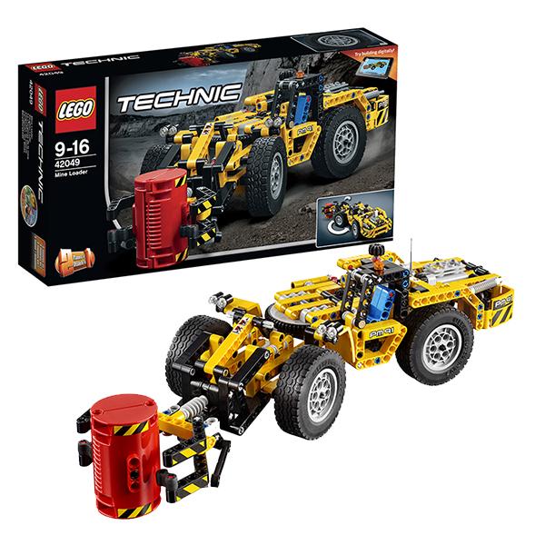 Конструктор LEGO - Техник, артикул:127081
