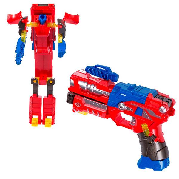 Купить 1toy T16333 Трансботы Звёздный арсенал: Плазмобот , Игрушечные роботы и трансформеры 1toy
