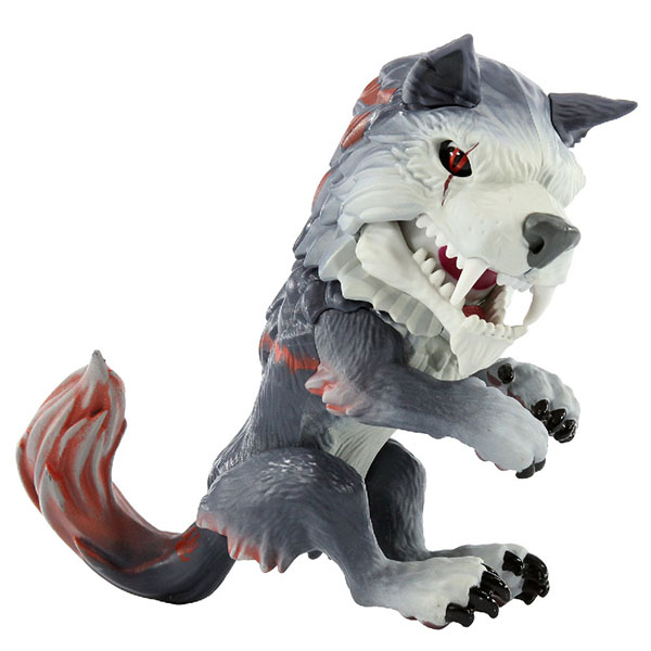 FINGERLINGS 3961 Интерактивный Волк-оборотень Меченый - Интерактивные игрушки