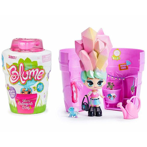 Купить Blume T16252 Вырастающие куклы (с аксессуарами, в ассортименте 22 куколки), Игровые наборы и фигурки для детей Blume