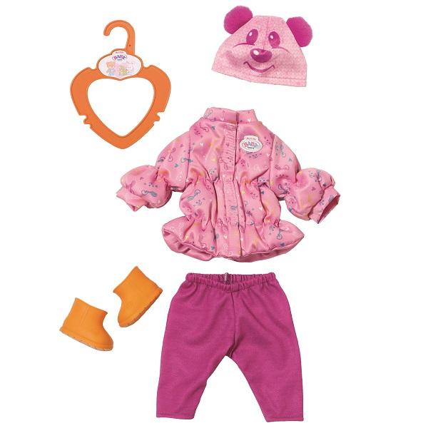 Zapf Creation my little Baby born 824-917 Бэби Борн Набор теплой одежды для куклы 32 см
