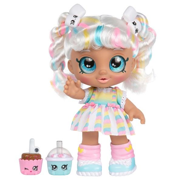 """Kindi Kids 38394 Кинди Кидс Игровой набор Кукла """"Марша Меллоу"""" 25 см. с аксессуарами  - купить со скидкой"""