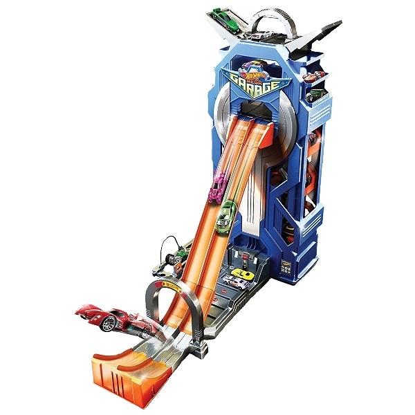 Купить Mattel Hot Wheels FTB68 Хот Вилс Сити МегаГараж, Игровые наборы Mattel Hot Wheels