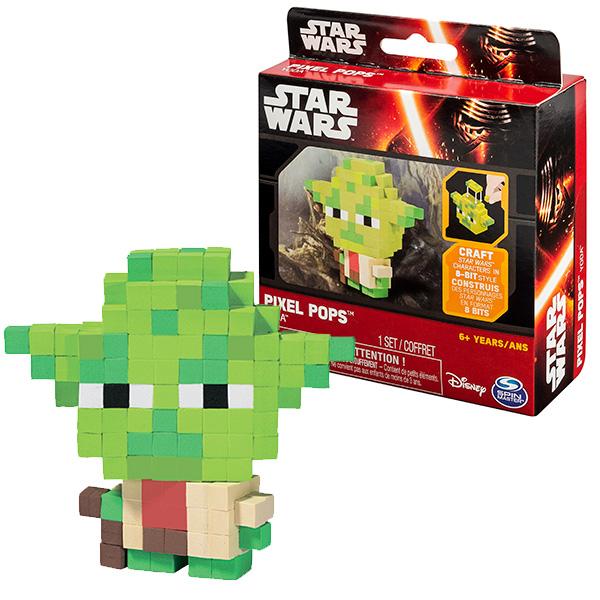 Игровой набор Star Wars Spin Master Spin Master Star Wars 52104 Звездные Войны Фигурки из кубиков в ассортименте