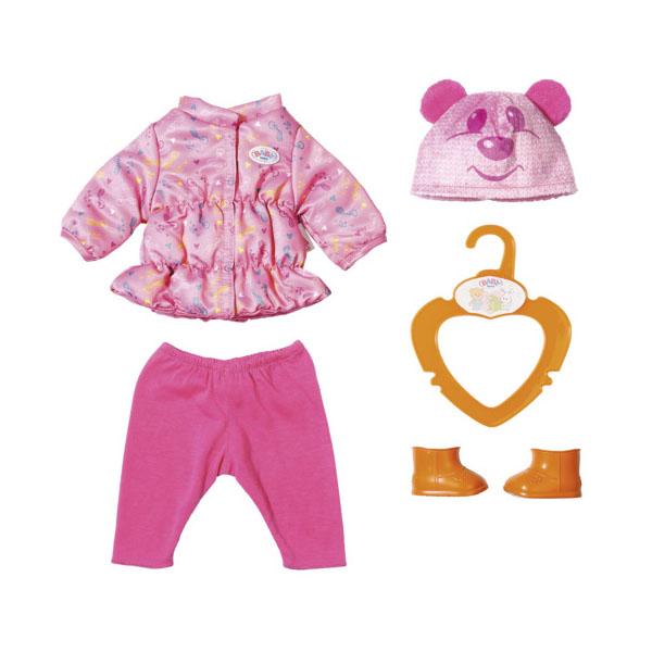 Купить Zapf Creation Baby born 827-352 Бэби Борн my little BABY born Куртка, штанишки и ботинки, 36 см, Одежда для куклы Zapf Creation